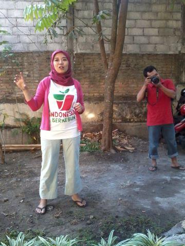 Foto-Foto Kegiatan @JgjBerkebun, 8 Maret 2013