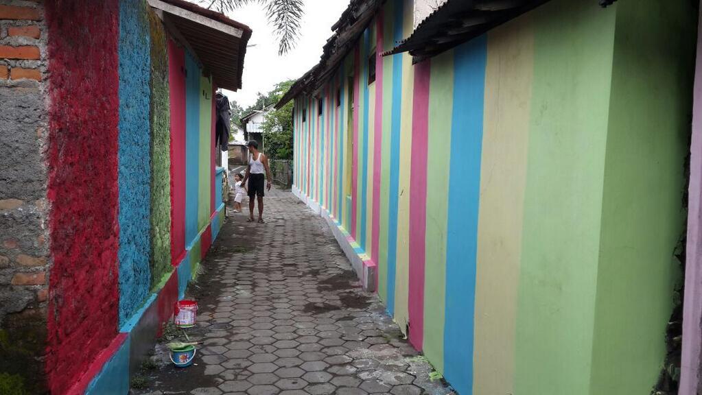 Merti Kampung Kotagede, Jogja oleh @JgjBerkebun Didukung oleh @TselJawaBali